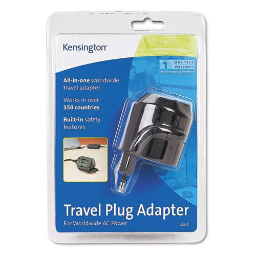 International Travel Plug Adapter for Notebook PC/Cell Phone, 110V. Picture 2