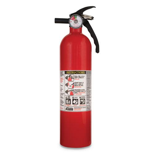 Full Home Fire Extinguisher, 2.5lb, 1-A, 10-B:C. Picture 1