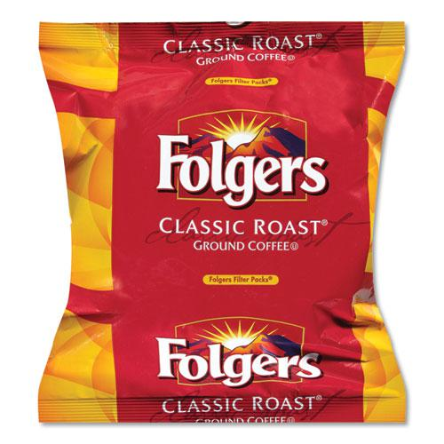 Coffee Filter Packs, Classic Roast, .9oz, 160/Carton. Picture 4