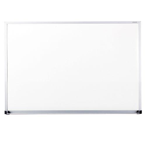 Dry Erase Board, Melamine, 36 x 24, Satin-Finished Aluminum Frame. Picture 2
