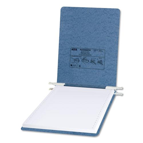 "PRESSTEX Covers with Storage Hooks, 2 Posts, 6"" Capacity, 11 x 14.88, Light Blue. Picture 1"