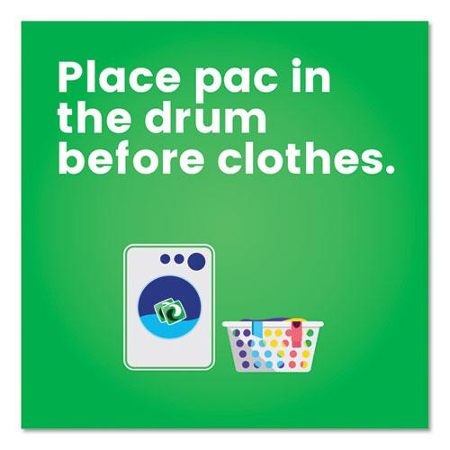 Flings Laundry Detergent Pods, Original Scent, 72/Container. Picture 5