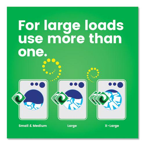 Flings Laundry Detergent Pods, Original Scent, 72/Container. Picture 6