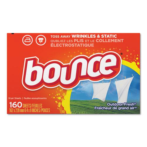 Fabric Softener Sheets, Outdoor Fresh, 160 Sheets/Box. Picture 1