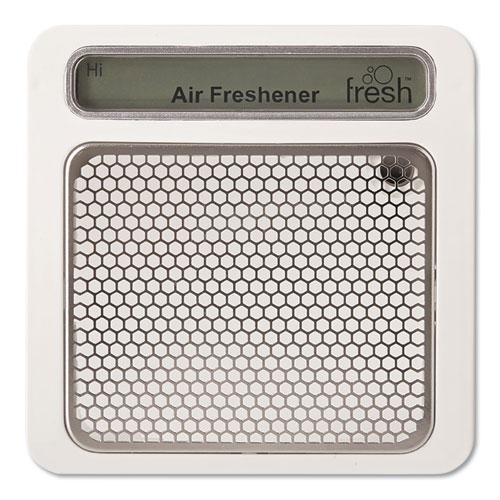 """myfresh Dispenser, 3"""" x 1"""" x 3"""", White, 6/Carton. Picture 1"""