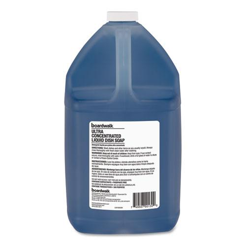 Ultra Concentrated Liquid Dish Soap, Clean, 1 gal. Picture 2