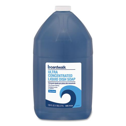 Ultra Concentrated Liquid Dish Soap, Clean, 1 gal. Picture 1