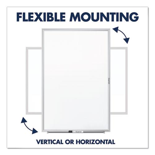 Classic Series Total Erase Dry Erase Board, 96 x 48, Silver Aluminum Frame. Picture 7