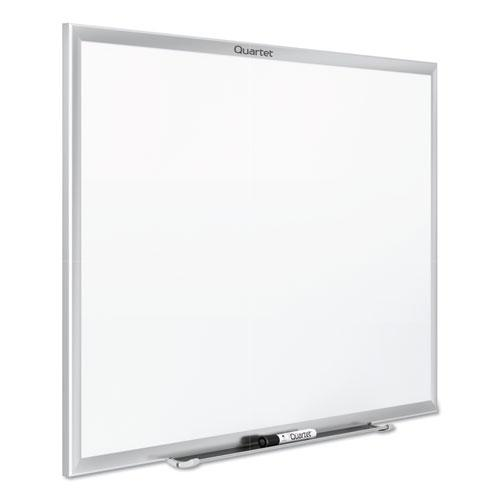 Classic Series Total Erase Dry Erase Board, 96 x 48, Silver Aluminum Frame. Picture 6