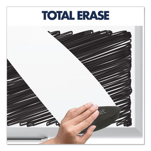 Classic Series Total Erase Dry Erase Board, 96 x 48, Silver Aluminum Frame. Picture 8