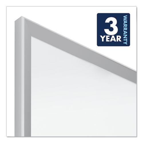 Classic Series Total Erase Dry Erase Board, 96 x 48, Silver Aluminum Frame. Picture 4