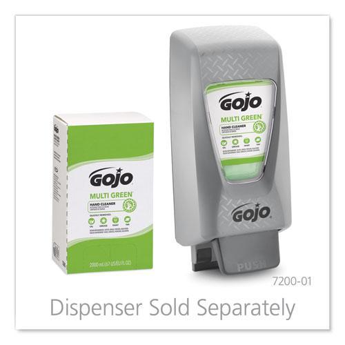 MULTI GREEN Hand Cleaner Refill, Citrus Scent, 2,000 mL, 4/Carton. Picture 2