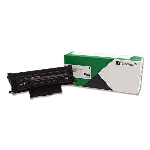B221X00 Extra High-Yield Return Program Toner, 6000 Page-Yield, Black. Picture 1