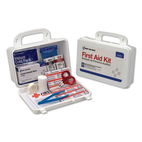 25 Person First Aid Kit, 113 Pieces/Kit. Picture 2