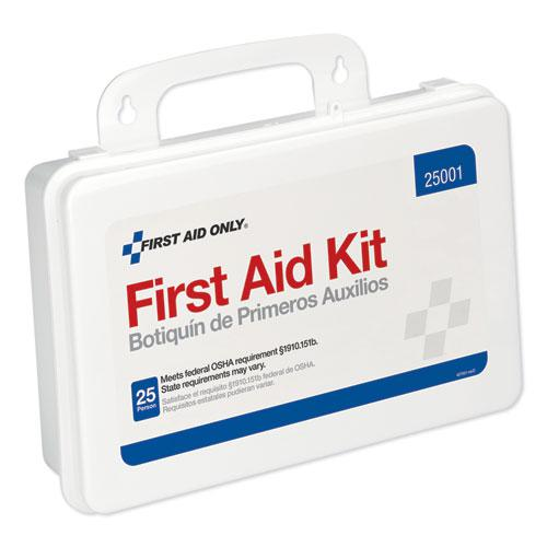 25 Person First Aid Kit, 113 Pieces/Kit. Picture 3