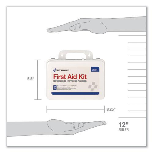 25 Person First Aid Kit, 113 Pieces/Kit. Picture 4