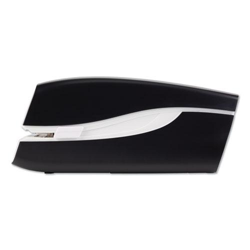 Portable Electric Stapler, 20-Sheet Capacity, Black. Picture 6