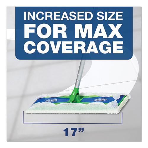 Max/XL Dry Refill Cloths, 17 7/8 x 10, White, 16/Box, 6 Boxes/Carton. Picture 5
