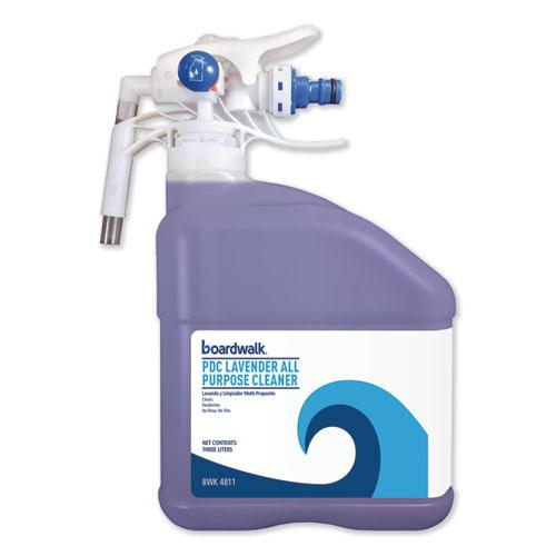 PDC All Purpose Cleaner, Lavender Scent, 3 Liter Bottle. Picture 1