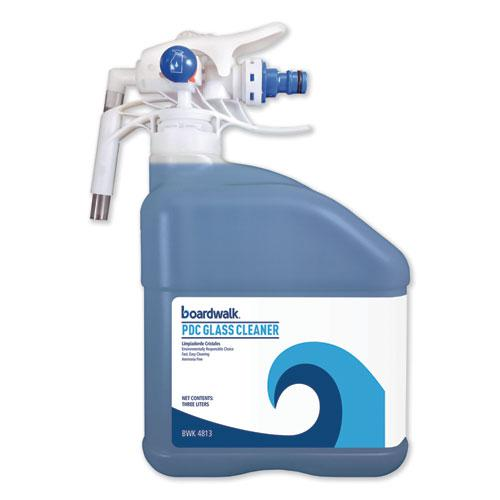PDC Glass Cleaner, 3 Liter Bottle. The main picture.