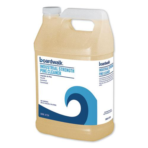 Industrial Strength Pine Cleaner, 1 Gallon Bottle. Picture 1