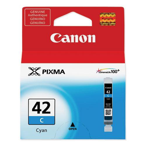 6385B002 (CLI-42) ChromaLife100+ Ink, Cyan. Picture 1