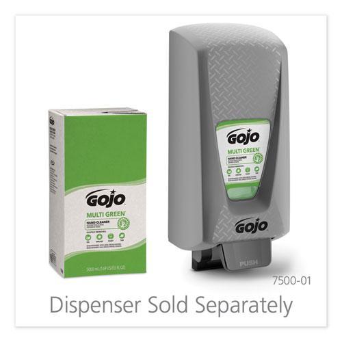 MULTI GREEN Hand Cleaner Refill, 5000mL, Citrus Scent, Green, 2/Carton. Picture 3