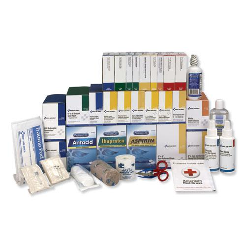 4 Shelf ANSI Class B+ Refill with Medications, 1427 Pieces. Picture 1