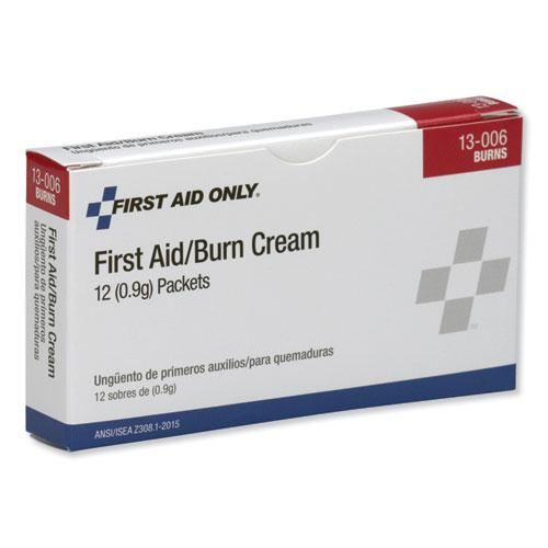 First Aid Kit Refill Burn Cream Packets, 12/Box. Picture 4
