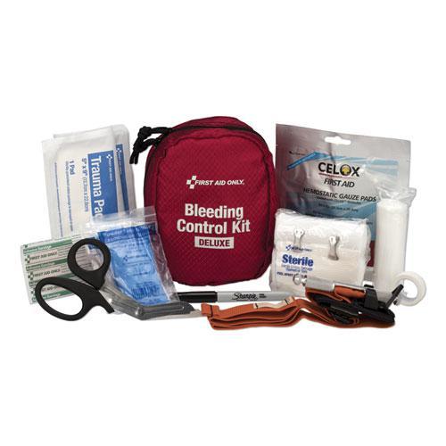 Deluxe Bleeding Control Kit, 5 x 3.5 x 7. Picture 1