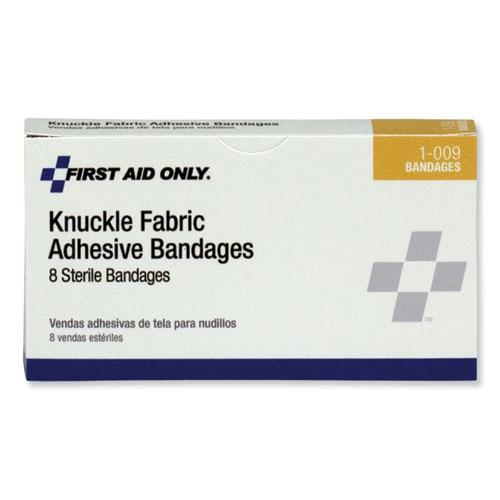 First Aid Fabric Knuckle Bandages, 8/Box. Picture 2