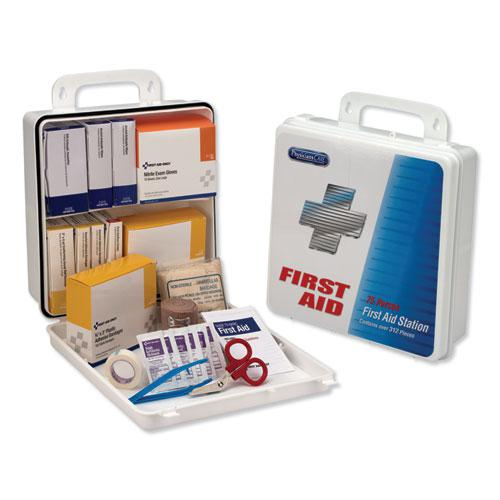 Office First Aid Kit, for Up to 75 people, 312 Pieces/Kit. Picture 1