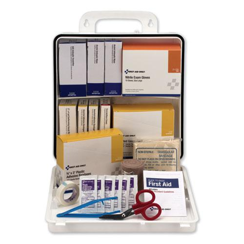 Office First Aid Kit, for Up to 75 people, 312 Pieces/Kit. Picture 3