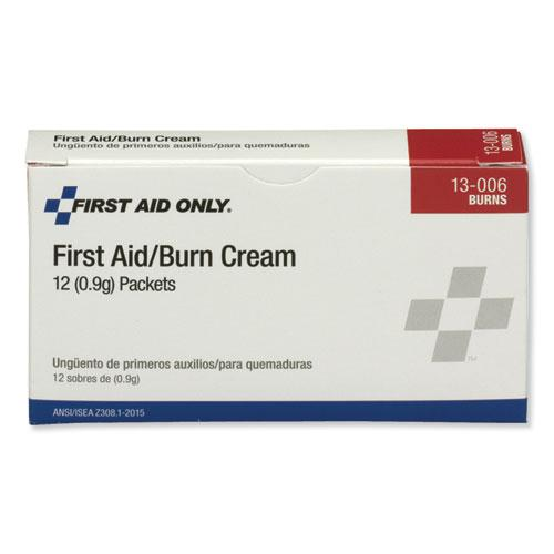 First Aid Kit Refill Burn Cream Packets, 12/Box. Picture 3