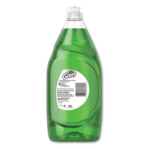 Dishwashing Liquid, Gain Original, 38 oz Bottle. Picture 2