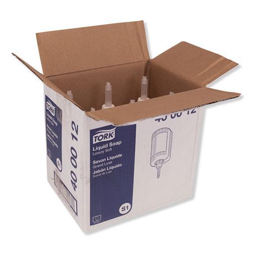 Premium Luxury Soap, Soft Rose, 1 L, 6/Carton. Picture 4