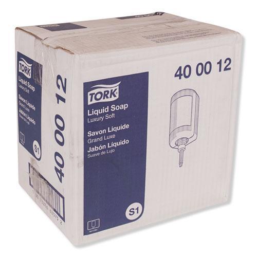 Premium Luxury Soap, Soft Rose, 1 L, 6/Carton. Picture 5