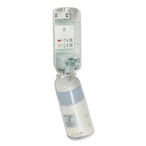 Elevation Foam Skincare Auto Dispenser with Intuition Sensor, 1 L/33 oz, 4.45 x 5.12 x 10.94, White, 4/Carton. Picture 10