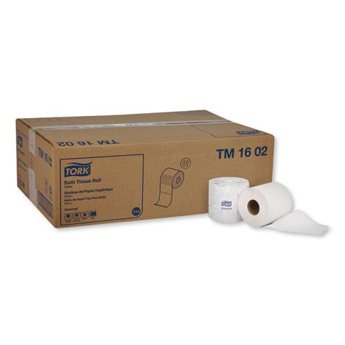 Universal Bath Tissue, Septic Safe, 2-Ply, White, 420 Sheets/Roll, 48 Rolls/Carton. Picture 1
