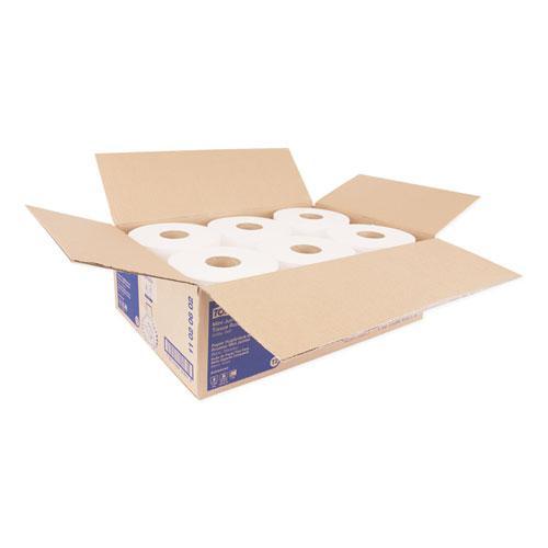 "Advanced Jumbo Bath Tissue, Septic Safe, 2-Ply, White, 3.48"" x 751 ft, 12 Rolls/Carton. Picture 3"