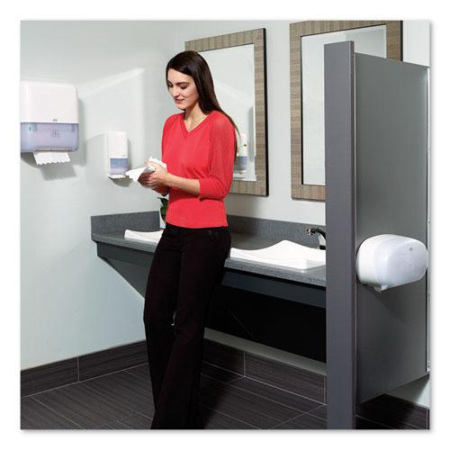 Elevation Foam Skincare Auto Dispenser with Intuition Sensor, 1 L/33 oz, 4.45 x 5.12 x 10.94, White, 4/Carton. Picture 11