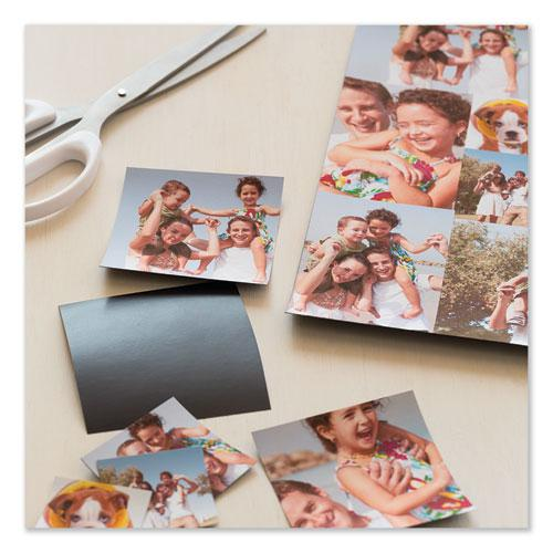 Printable Magnet Sheets, 8.5 x 11, White, 5/Pack. Picture 6