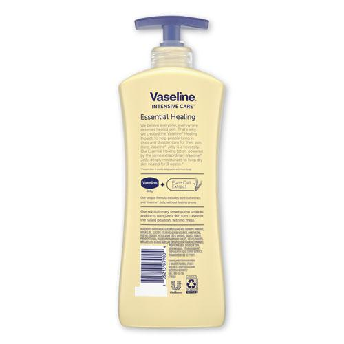 Intensive Care Essential Healing Body Lotion, 20.3 oz, Pump Bottle. Picture 7