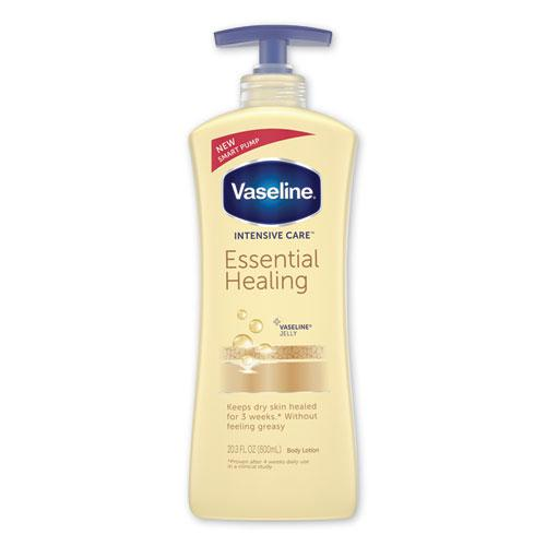 Intensive Care Essential Healing Body Lotion, 20.3 oz, Pump Bottle. Picture 1