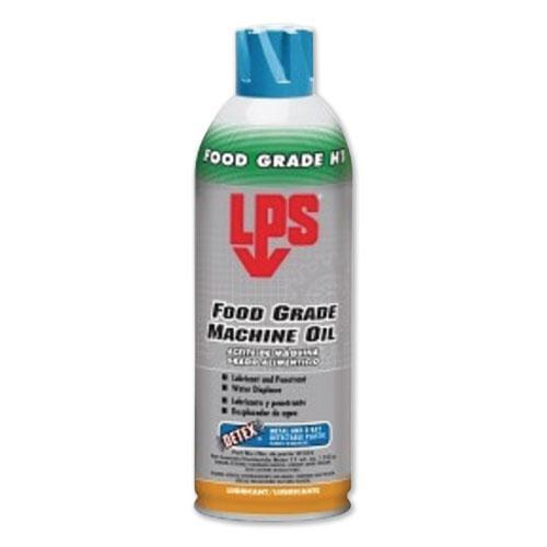 Food Grade Machine Oil, 11 oz Aerosol Can, 12/Carton. Picture 1