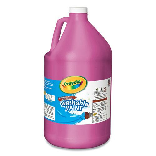 Washable Paint, Magenta, 1 gal. Picture 1
