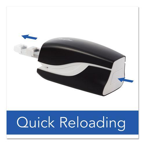 Breeze Automatic Stapler, 20-Sheet Capacity, Black. Picture 7