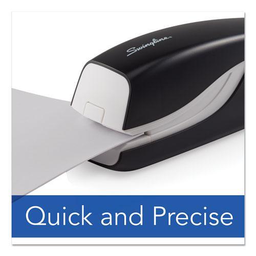 Breeze Automatic Stapler, 20-Sheet Capacity, Black. Picture 8