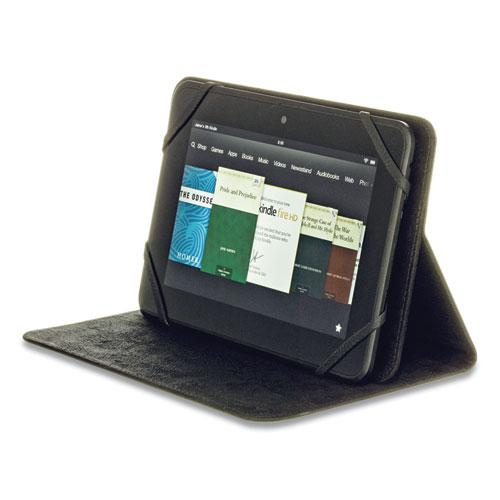"""Universal Folio Case for 7"""" to 8"""" Tablets, Black. Picture 5"""