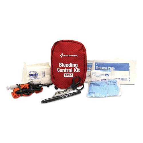 Basic Pro Bleeding Control Kit, 5 x 7 x 4. Picture 1